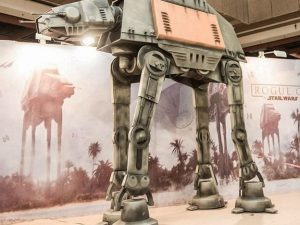 1/7th Scale AT-ACT Walker