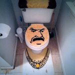 Athf Carl Toilet Cover 1