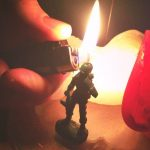Army Men Candles 1