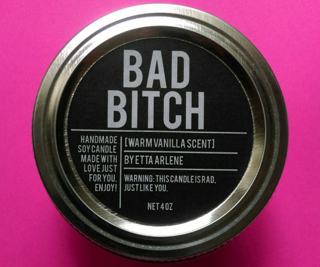 Bad Bitch Candles