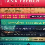 Book Of The Month Subscription Box 2