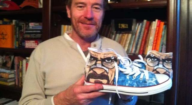 Breaking Bad Shoes 1