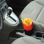 Car French Fry Holder 1