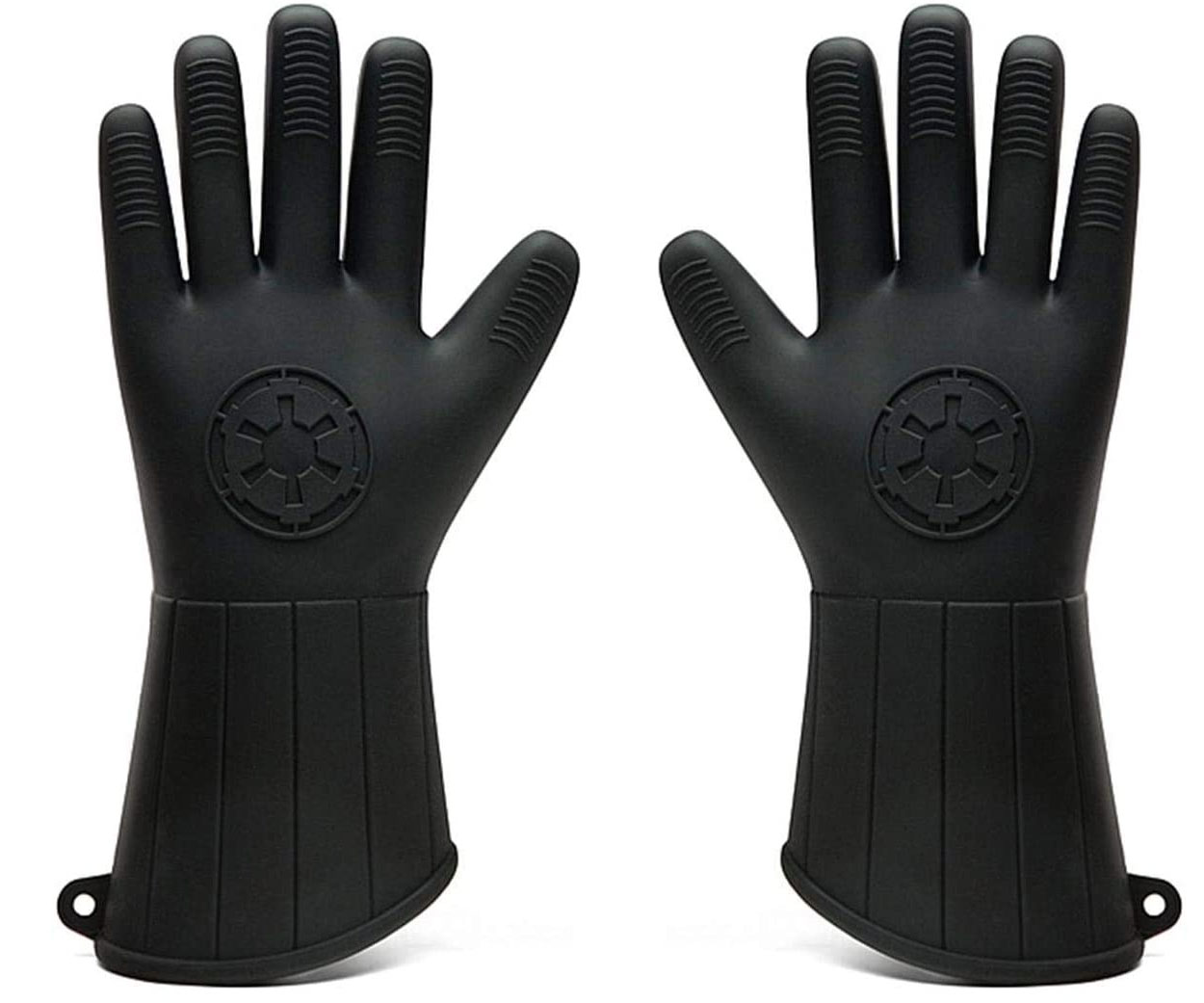 Darth Vader Oven Mitts