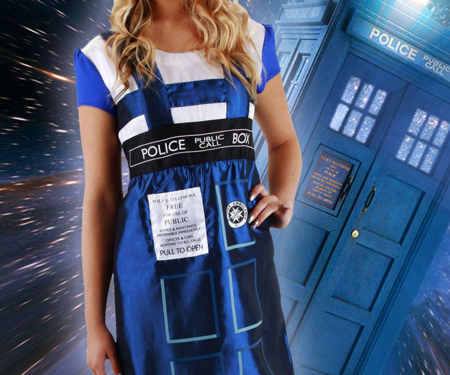 Doctor Who Dress
