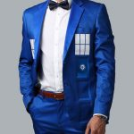 Doctor Who Tardis Suit 1