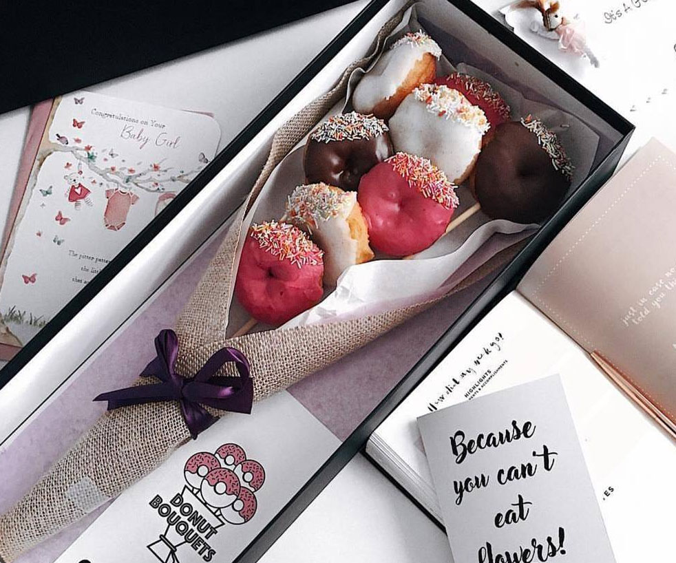 Donut Bouquets 1