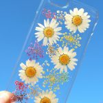Dry Pressed Flowers Iphone Case 1