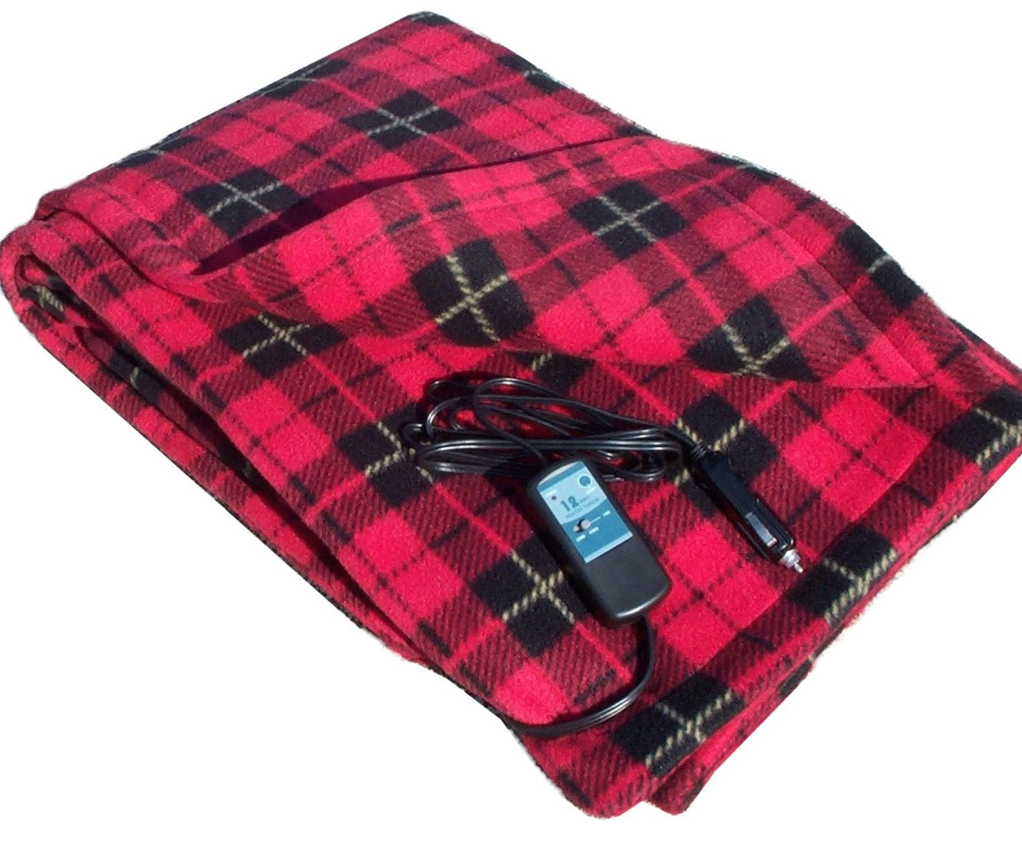 Electric Heated Travel Blanket 1