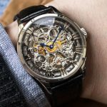 Exposed Gears Skeleton Watches 1