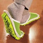 Floor Cleaning Slippers 1