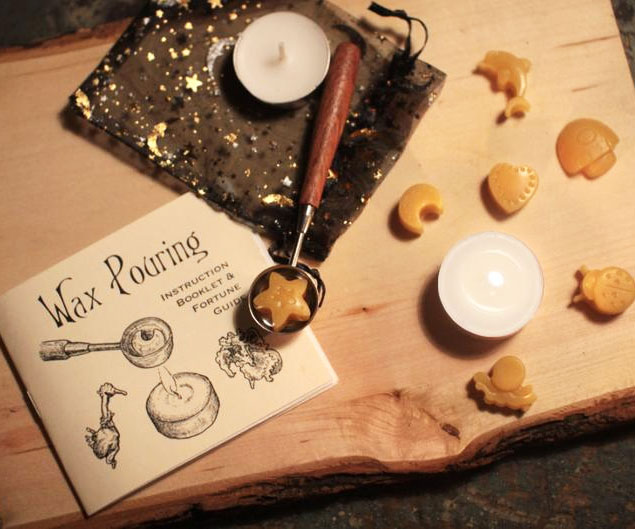 Fortune Telling Wax Activity Kit 1