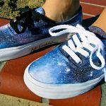 Galaxy Shoes 1