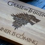 Game Of Thrones Cutting Board 1