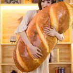 Giant Bread Loaf Pillow