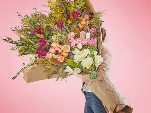Giant Flower Bouquets
