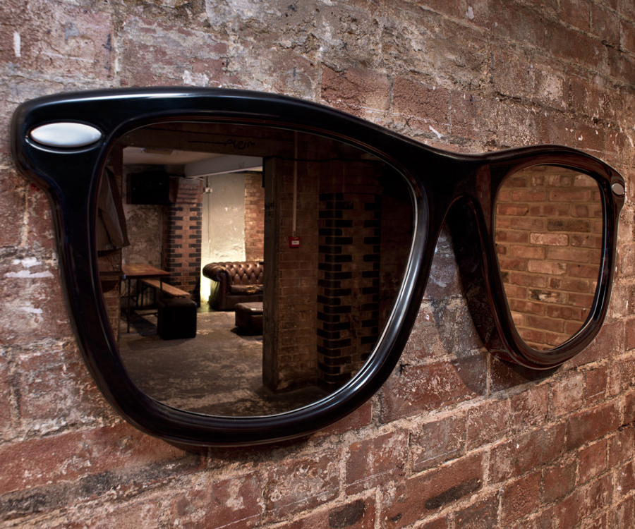 Giant Sunglasses Mirror 1