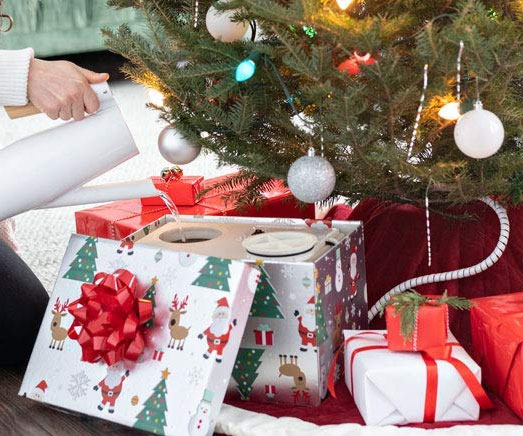 Gift Box Automatic Tree Watering System
