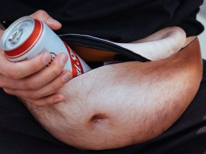 Hairy Gut Fanny Pack 1