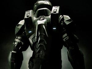 Halo 3d Printed Master Chief Armor 1