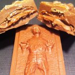 Han Solo In Carbonite Chocolate Truffle 1