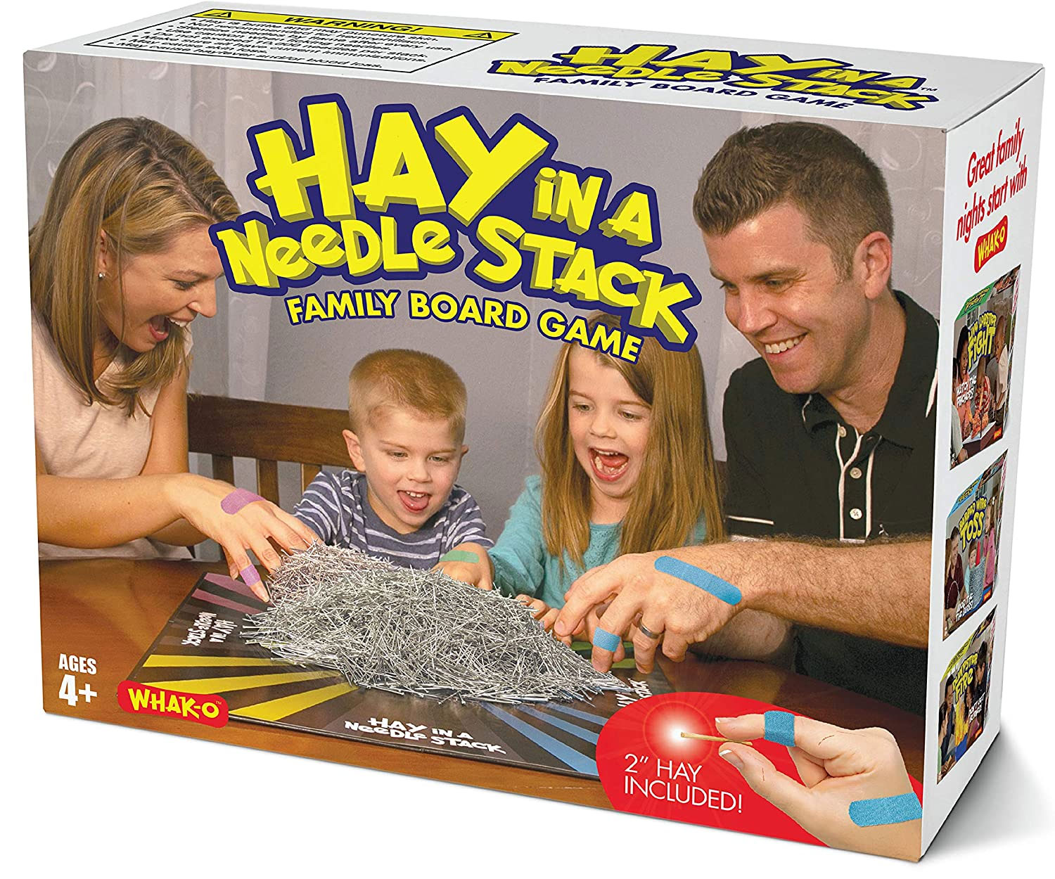 Hay In A Needle Stack Game