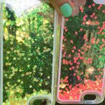 Holographic Glitter Iphone Case 1