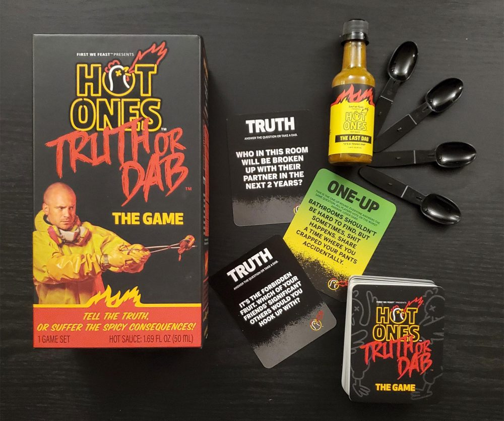 Hot Ones Truth Or Dab 1