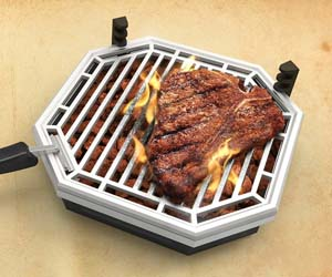 Indoor Smokeless Barbeque Grill