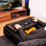 Keyboard And Mouse Lap Desk 1