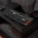 Keyboard And Mouse Lap Desk