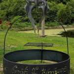 Lord Of The Rings Fire Pit 1
