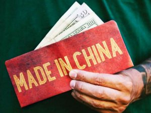Made In China Wallet