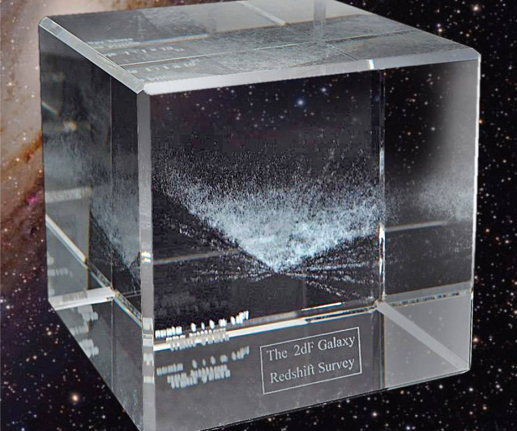 Map Of The Universe Sculpture