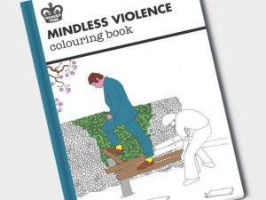 Mindless Violence Coloring Book 1