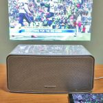 Mobile Cordless Boombox Projector