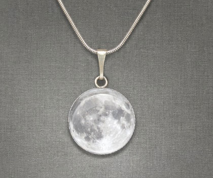 Moon Necklace 1