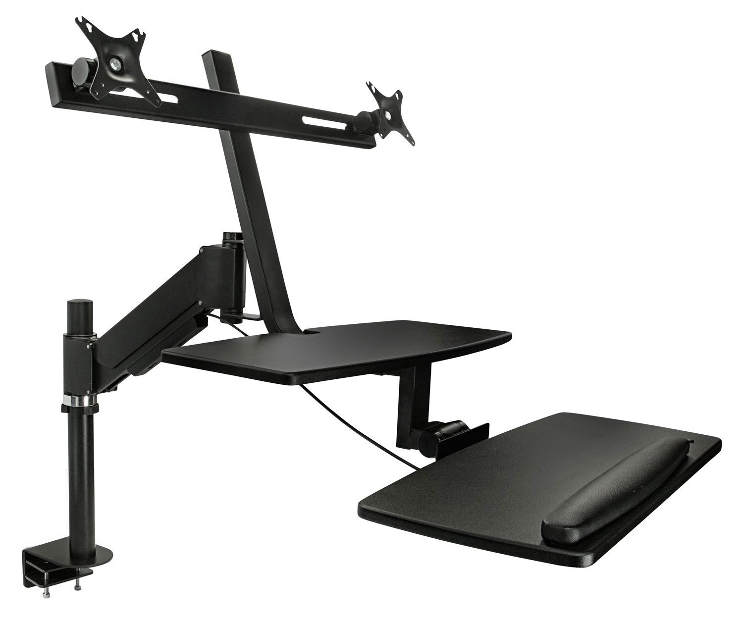 Mounted Sitstand Desk 2