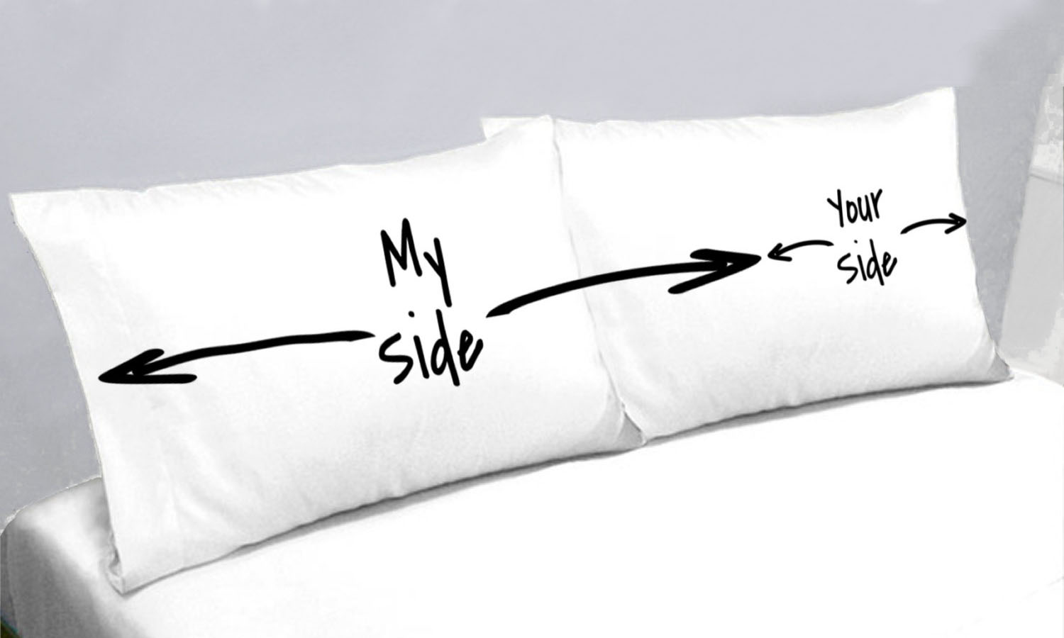 My Side Your Side Pillow Cases 1