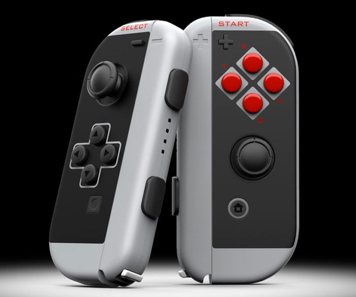 Nintendo Switch Classic Controllers