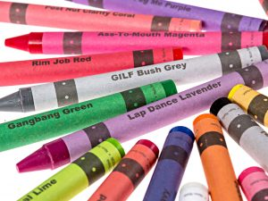 Offensive Crayons Porn Pack Edition 1