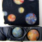 Outer Space Soap Bars