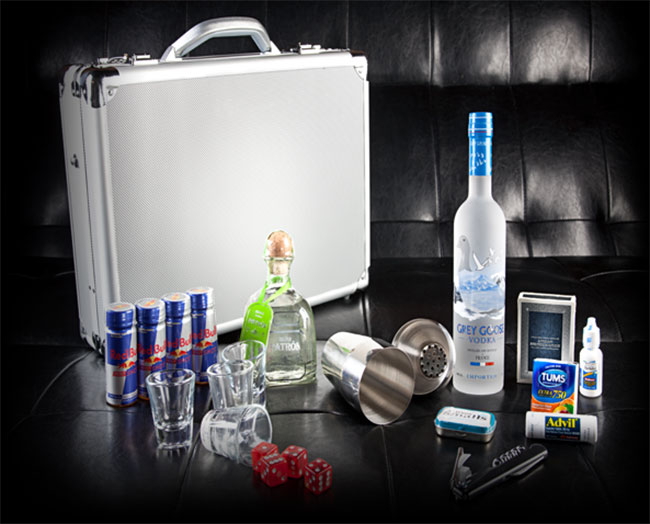 Party Time Briefcase 1