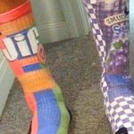 Peanut Butter And Jelly Socks 1