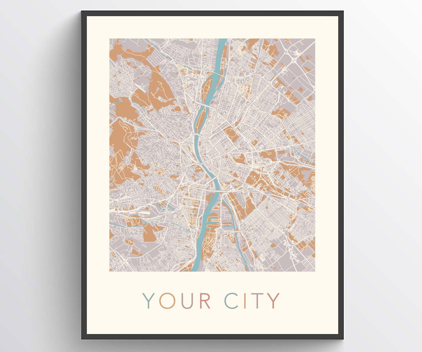 Personalized City Maps 1