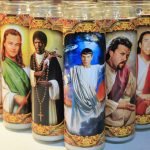 Pop Culture Worship Candles 1