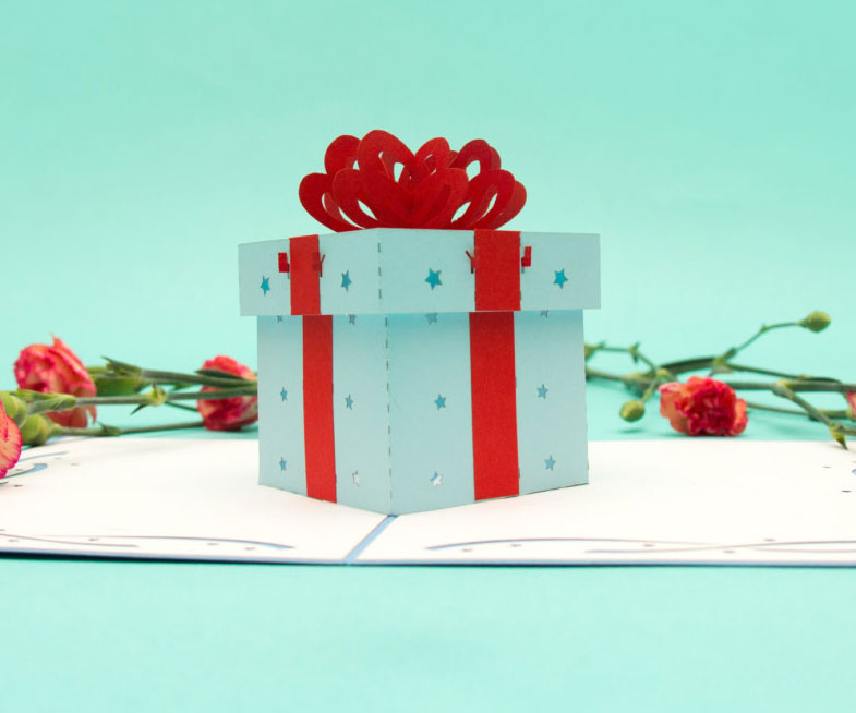 Pop Up Greeting Cards 1
