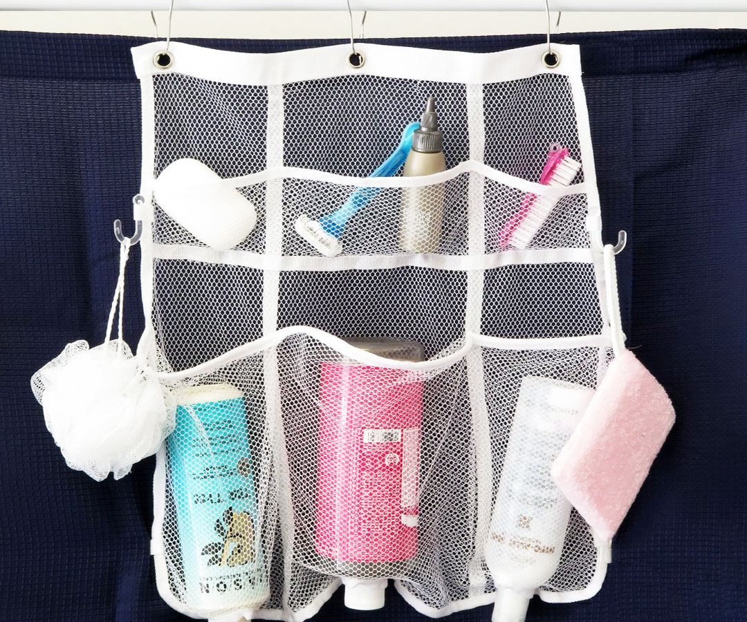 Quick Drying Shower Caddy