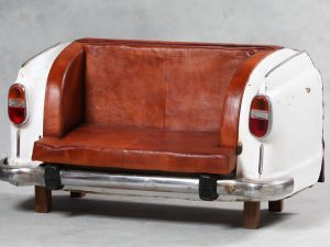 Refurbished Car Couches 1