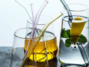 Reusable Glass Straws 1